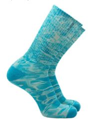 Cariloha Men's Crazy Soft Crew Sock
