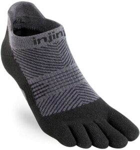 No-Show Toe Socks That Offer Optimal Support
